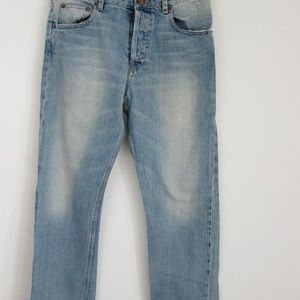 Authentic The Row Light Wash Skinny